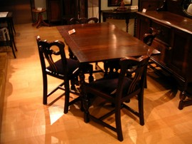 GEOGRAPHICA,目黒通り,家具屋,アンティーク,ダイニングテーブル,椅子,家具